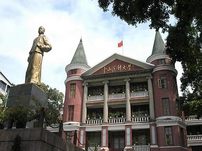 Đại học Tôn Trung Sơn - TP.Quảng Châu - Trung Quốc - anh 1