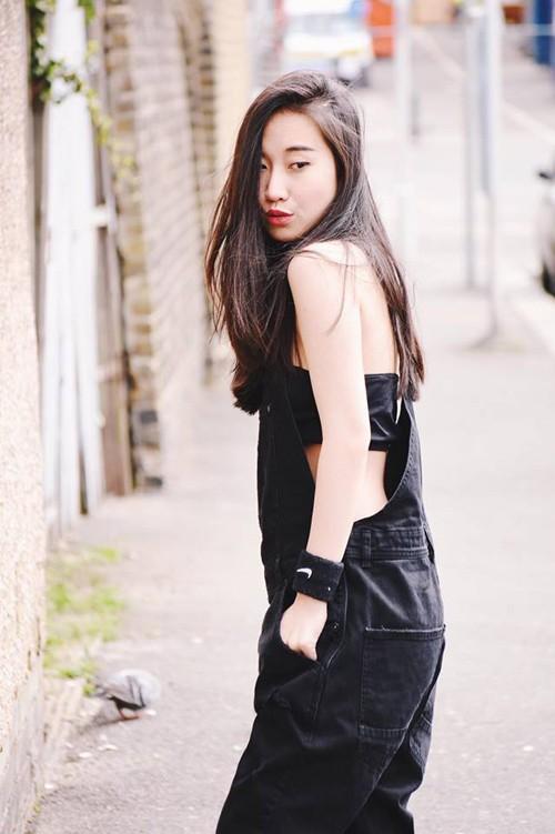 Nữ sinh Việt và cái duyên đến với công việc stylist tại trời Tây - anh 1