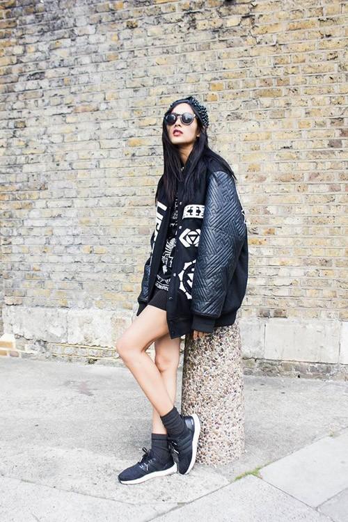 Nữ sinh Việt và cái duyên đến với công việc stylist tại trời Tây - anh 2