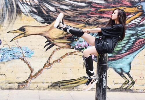 Nữ sinh Việt và cái duyên đến với công việc stylist tại trời Tây - anh 5