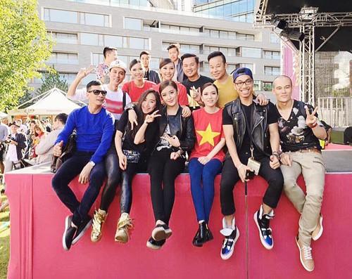 Nữ sinh Việt và cái duyên đến với công việc stylist tại trời Tây - anh 6