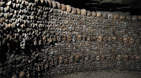 Những lăng mộ rùng rợn nhất thế giới - anh 1