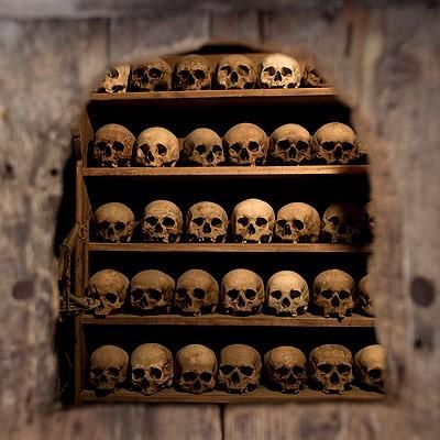 Những lăng mộ rùng rợn nhất thế giới - anh 8