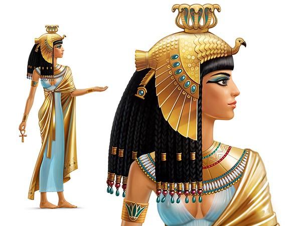 Cleopatra tự tử bằng rắn độc: Sự thực hay chỉ là truyền thuyết? - anh 1