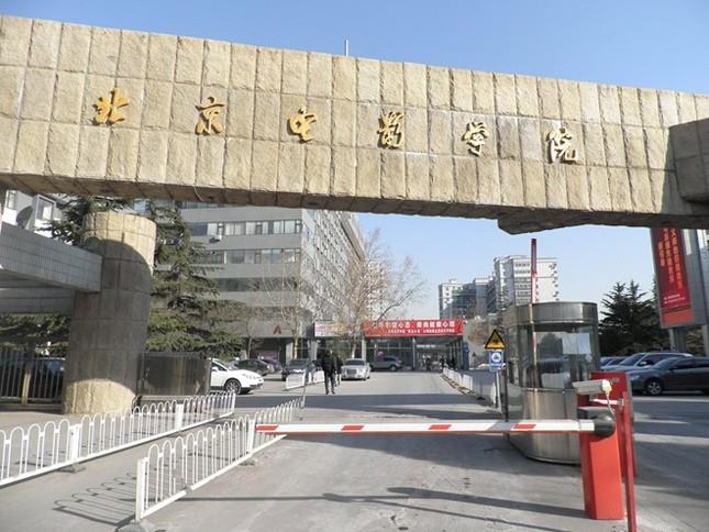 Khám phá 'Học viện mỹ nhân' nổi tiếng ở Trung Quốc - anh 1