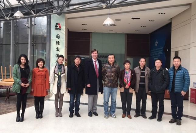 Khám phá 'Học viện mỹ nhân' nổi tiếng ở Trung Quốc - anh 3