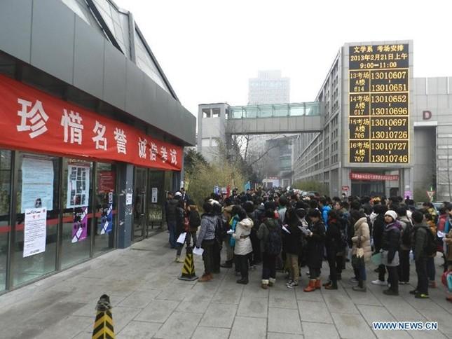 Khám phá 'Học viện mỹ nhân' nổi tiếng ở Trung Quốc - anh 5