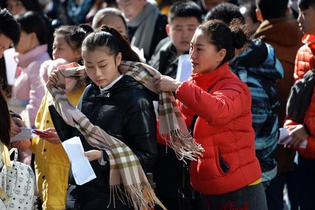 Khám phá 'Học viện mỹ nhân' nổi tiếng ở Trung Quốc - anh 6