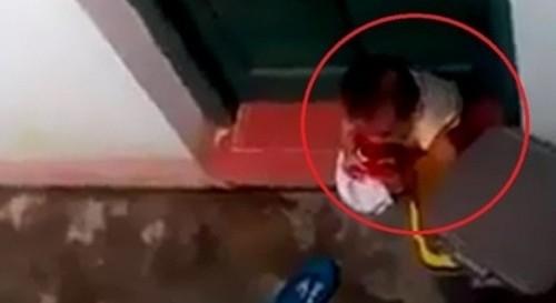 Vụ bé ăn rác ở Lạng Sơn: Vì sao lãnh đạo Lạng Sơn cung cấp thông tin sai sự thật? - anh 1