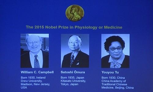 Những điều ít biết về nhà khoa học nữ nhận nửa giải Nobel Y học 2015 - anh 2