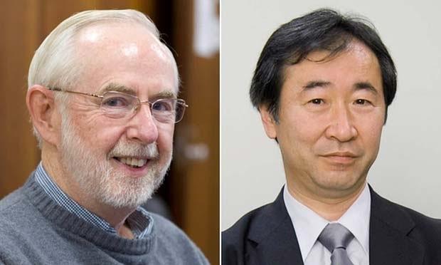 """Nobel Vật lý được trao cho người giải mã bí ẩn hạt neutrino """"ma quái"""" - anh 2"""