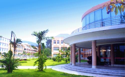 Trường Đại học Ngoại ngữ ngoại thương Quảng Đông - anh 2