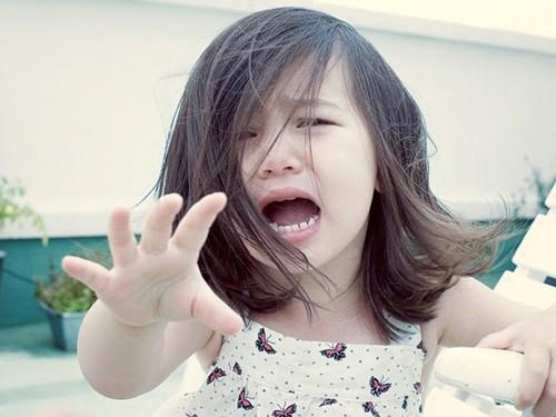 Sai lầm của bố mẹ khi trị trẻ bướng bỉnh - anh 1