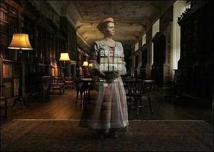 Những ngôi nhà ma ám nổi tiếng nhất nước Anh - anh 1