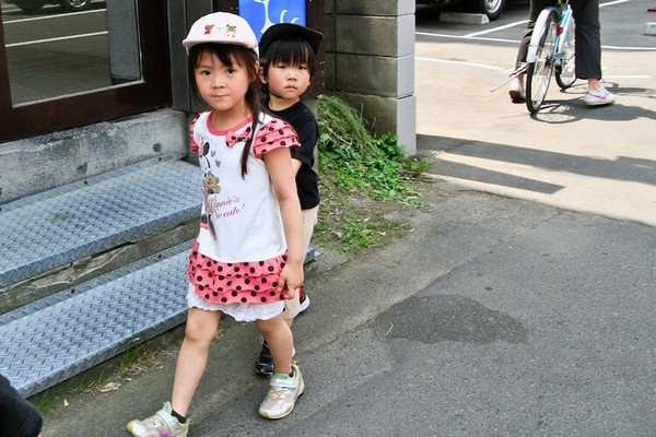 Cách mẹ Nhật dạy con tự đi học 1 mình từ khi còn nhỏ - anh 4