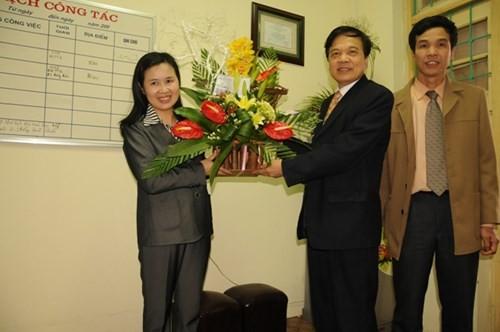 Việt Nam có nữ Giáo sư toán học thứ hai - anh 1