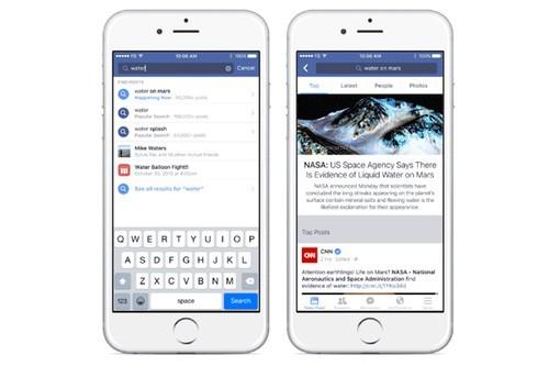 Facebook vừa có một vài thay đổi lớn, bạn có muốn thử? - anh 1