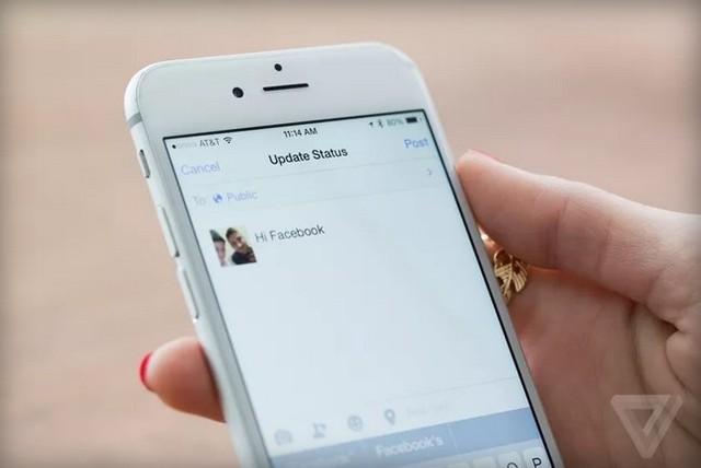 Facebook vừa có một vài thay đổi lớn, bạn có muốn thử? - anh 2