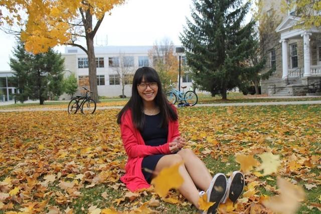 Nữ sinh xuất sắc nhận học bổng của 7 trường đại học Mỹ - anh 2