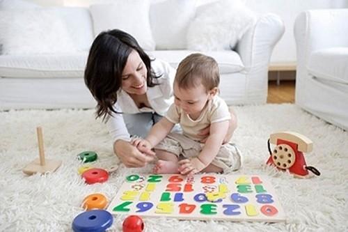 4 nguyên tắc giáo dục cơ bản cho trẻ từ 1 tuổi - anh 1