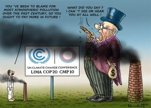 Hội nghị Khí hậu LHQ lần thứ 20 - Bước tiến nhỏ trước kỳ vọng lớn - anh 1