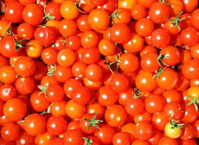 Làm phong phú hơn hương vị ngày Tết với mứt cà chua - anh 1