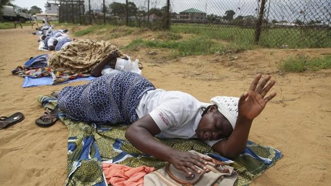 """Khó khăn thời """"hậu Ebola"""" ở Tây Phi - anh 2"""