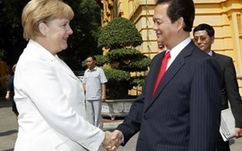 Quan hệ Việt Nam - Liên Bang Đức: Hứa hẹn năm 2015 đầy sôi động - anh 2