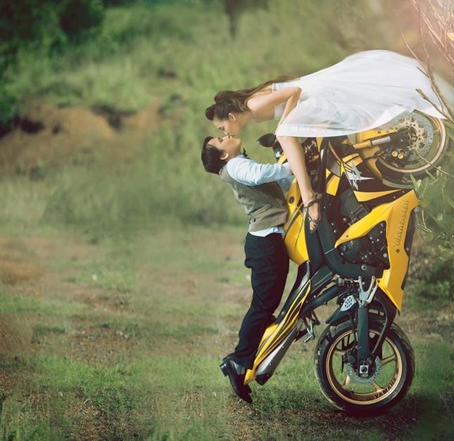 Những bộ ảnh cưới đẹp - độc - lạ của các cặp đôi Việt - anh 4
