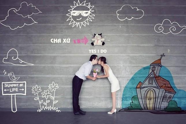 Những bộ ảnh cưới đẹp - độc - lạ của các cặp đôi Việt - anh 20