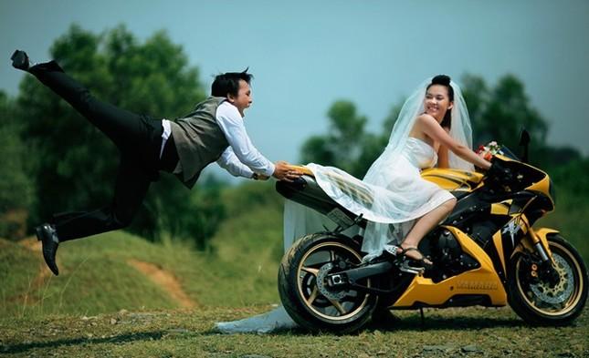 Những bộ ảnh cưới đẹp - độc - lạ của các cặp đôi Việt - anh 5