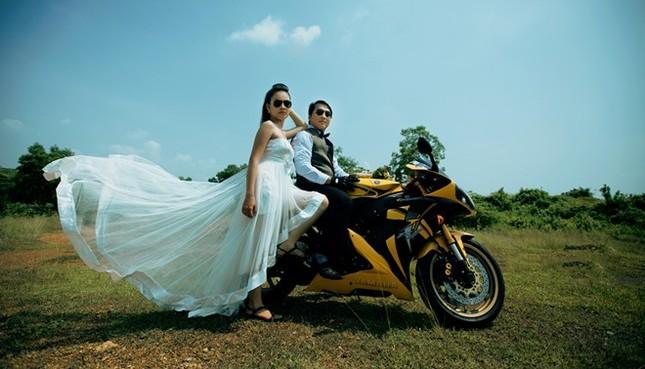 Những bộ ảnh cưới đẹp - độc - lạ của các cặp đôi Việt - anh 6