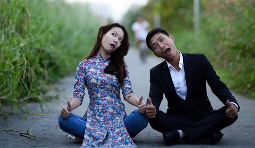 Những bộ ảnh cưới đẹp - độc - lạ của các cặp đôi Việt - anh 1