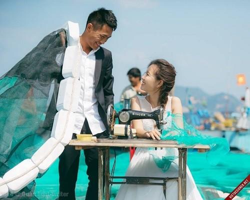 Những bộ ảnh cưới đẹp - độc - lạ của các cặp đôi Việt - anh 11