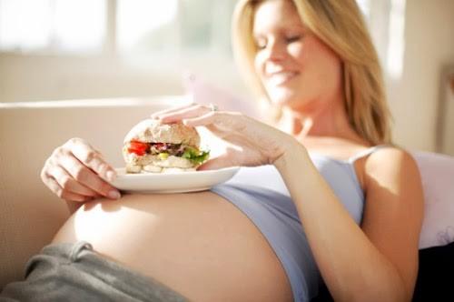 5 thói quen của mẹ gây hại não bộ thai nhi - anh 4