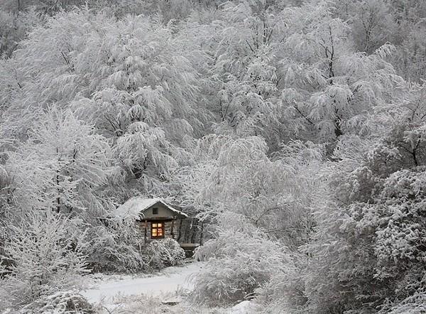 Vẻ đẹp kỳ bí của những ngôi nhà cô độc nhất hành tinh - anh 3