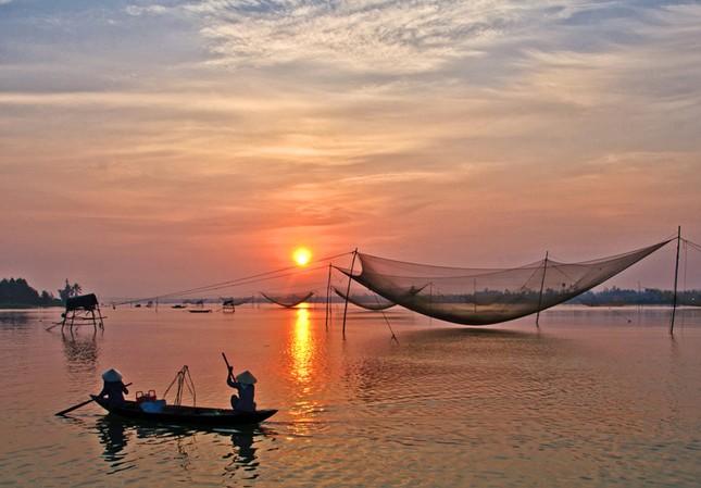 Cửa Đại lọt Top 25 bãi biển hàng đầu châu Á - anh 1