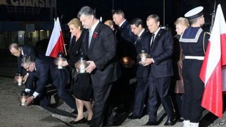 Châu Âu tưng bừng kỷ niệm Ngày Chiến Thắng phát xít - anh 1