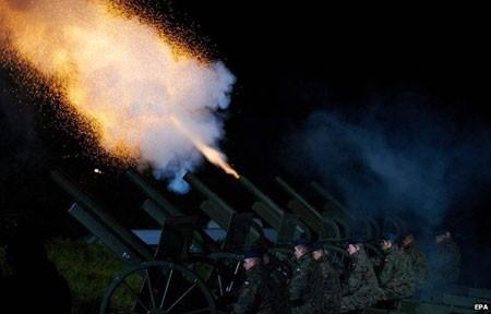Châu Âu tưng bừng kỷ niệm Ngày Chiến Thắng phát xít - anh 2