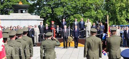 Châu Âu tưng bừng kỷ niệm Ngày Chiến Thắng phát xít - anh 4