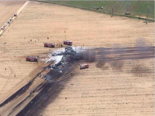 Tây Ban Nha: Máy bay lao vào dây điện cao thế, 4 người chết - anh 2