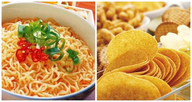 """11 loại thực phẩm khiến trẻ """"phát phì"""" nhanh như thổi - anh 4"""