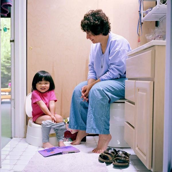 Mẹ thông minh dạy con biết sống có kỷ luật từ khi 2 tuổi - anh 4