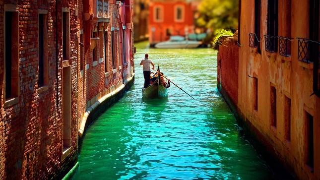 Venice: Thành phố nổi độc nhất trên thế giới đang chìm? - anh 2