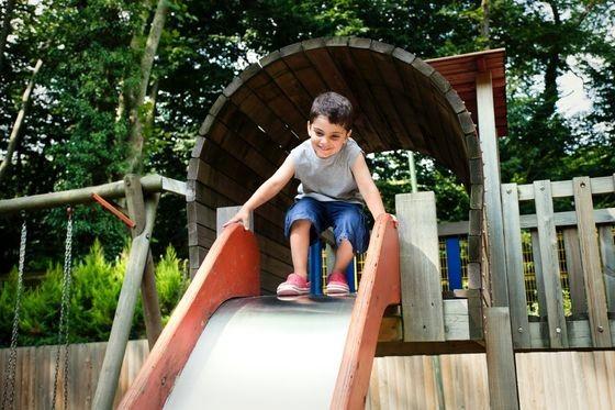 10 mối nguy hiểm khiến trẻ dễ gặp tai nạn ở sân chơi - anh 2