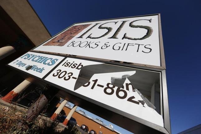 Cửa hàng sách ở Mỹ khốn khổ vì trùng tên với khủng bố IS - anh 1