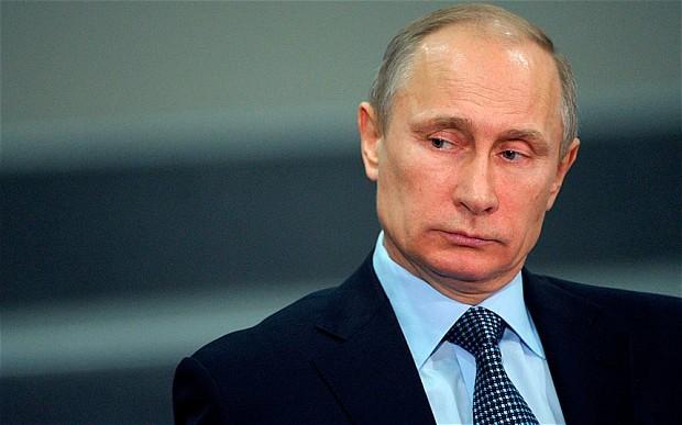 Sự thật lời tuyên chiến đanh thép với khủng bố của ông Putin - anh 1