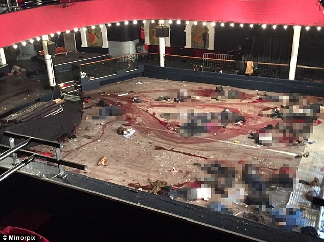 Đặc nhiệm Pháp tiết lộ khoảnh khắc kinh hoàng ở nhà hát Bataclan - anh 2