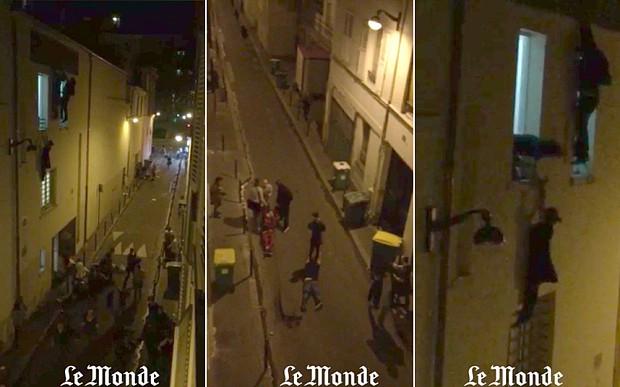 Người đàn ông may mắn sống sót sau vụ 11/9 và khủng bố ở Paris - anh 1