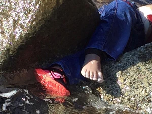 Xót xa thi thể bé gái di cư 4 tuổi mắc kẹt trên bờ biển Thổ Nhĩ Kỳ - anh 2
